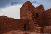 Wukoki Pueblo dans Wupatki National Monument