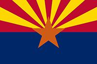 Drapeau de l'Arizona