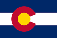 Drapeau du Colorado