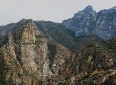 Vue sur Kings Canyon National Park