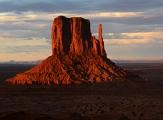Butte de Monument Valley