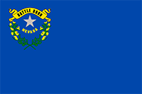 Drapeau du Nevada
