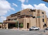 Centre de Santa Fe, Nouveau-Mexique