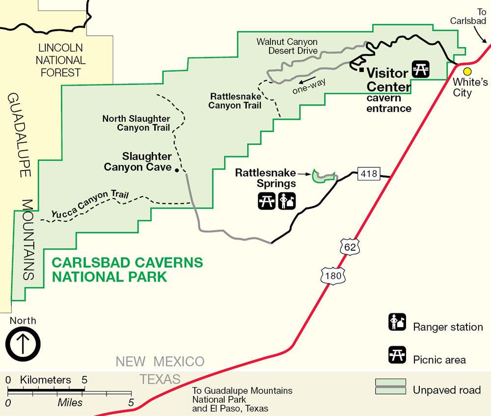 carlsbad-caverns-carte