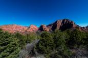 Vue de Kolob Canyons Viewpoint, Zion