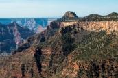 Grand Canyon vu d'hélicoptère