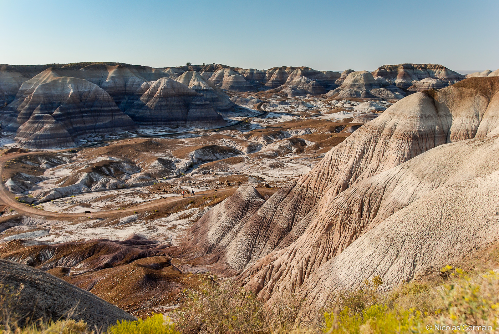petrified-forest-blue-mesa-trail