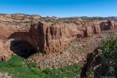 Alcôve de Betatakin dans Navajo National Monument
