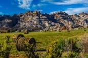 Paysage bucolique de Dinosaur National Monument