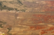 Paysage vu de Harpers Corner Road, Dinosaur National Monument