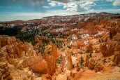 Vue de Bryce Canyon à Sunrise Point