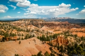 Sunrise Point dans Bryce Canyon National Park