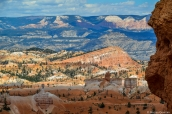 Paysage de Bryce Canyon National Park