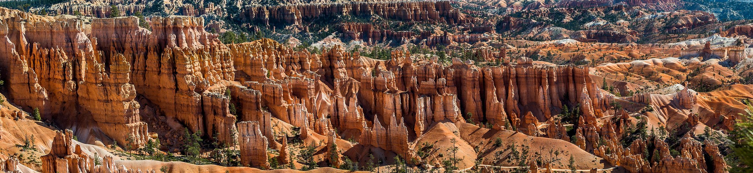 Paysage de Bryce Canyon