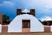 Chapelle San Geronimo de Taos Pueblo, Nouveau-Mexique