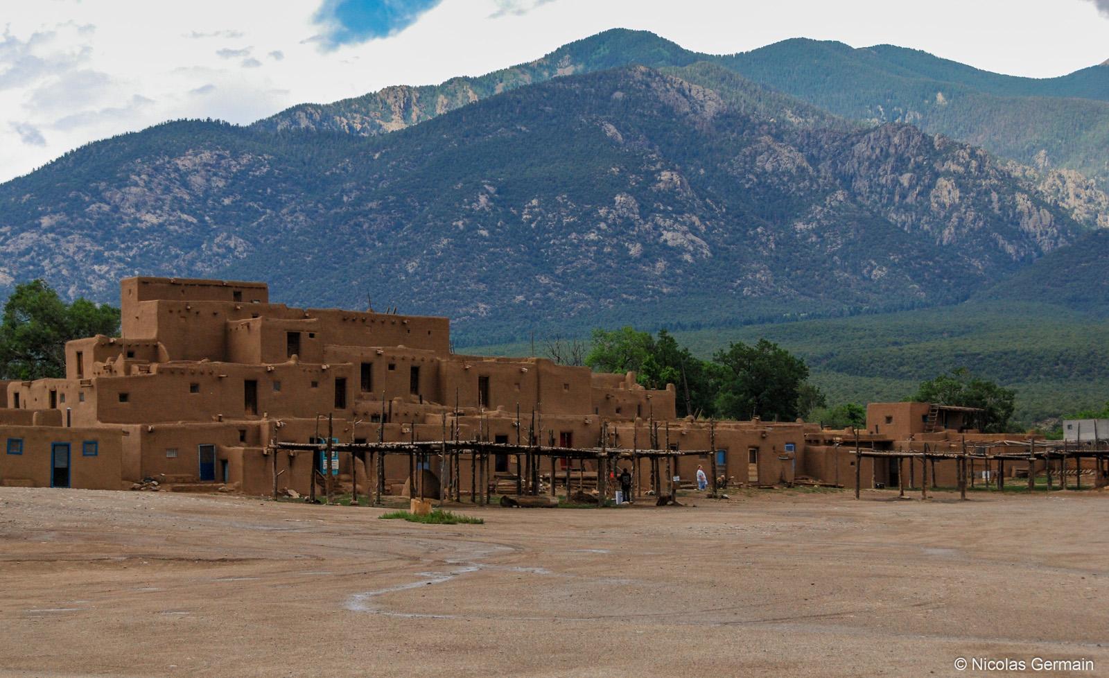 Taos Pueblo et alentours