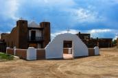Eglise San Geronimo ou St Jerome de Taos Pueblo, Nouveau-Mexique