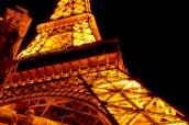 Tour Eiffel factice de l'hôtel Paris à Las Vegas, Nevada