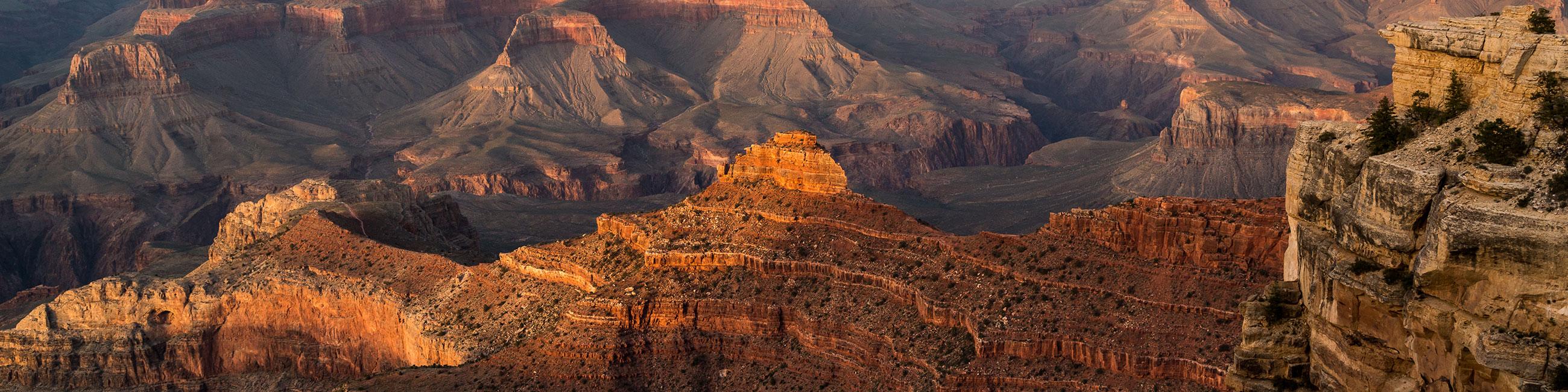 Grand Canyon, ouest américain, USA