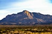 El Capitan et Guadalupe Peak, Guadalupe Mountains National Park