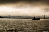 Bay Bridge de San Francisco, Californie