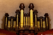 Gigantesque orgue du Tabernacle à Salt Lake City, Utah