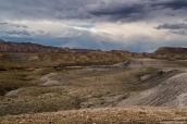 Paysage de la Cottonwood Road dans Grand Staircase Escalante National Monument, Utah