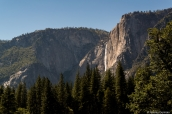 Upper Yosemite Fall, plus grande cascade de Yosemite National Park, Californie