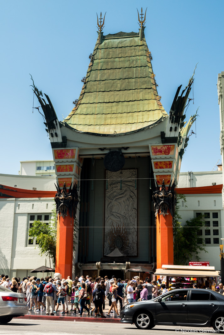 Grauman's Chinese Theatre à Hollywood, Los Angeles
