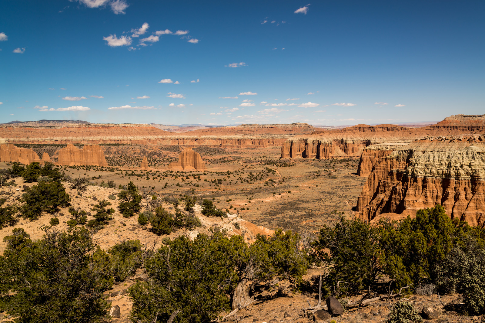 Capitol Reef, Cathedral Valley
