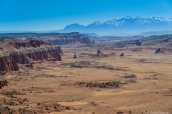 Upper South Desert Overlook dans Capitol Reef