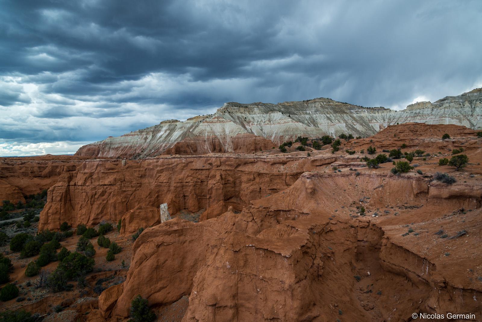 Angels Palace Trail dans Kodachrome Basin State Park, Utah