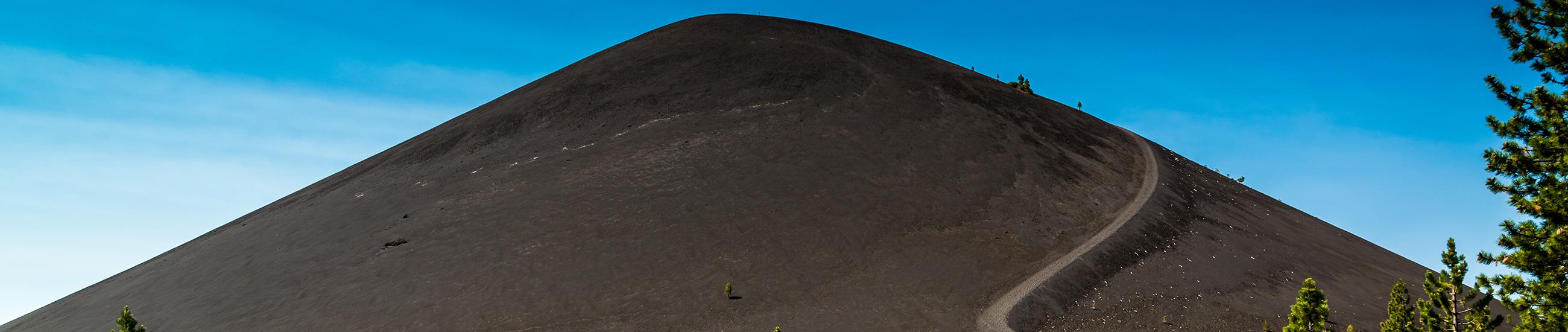 Cinder Cone, Lassen Volcanic