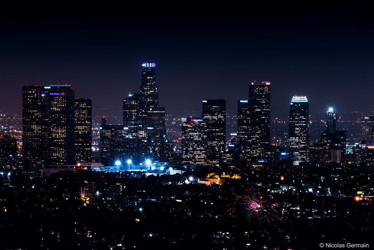 Los Angeles de nuit