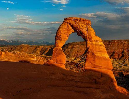 Arches National Park : travaux de construction majeurs jusqu'à fin 2017
