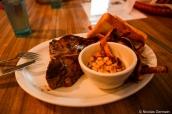 Un plat du restaurant du San Juan Inn, le Olde Bridge Bar & Grill, Mexican Hat