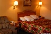 Une chambre du Days Inn Alamogordo près de White Sands, Nouveau-Mexique