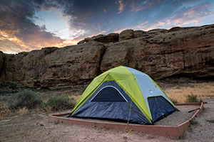 Gallo Campground Chaco Culture