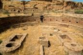 Grande Kiva de Chetro Ketl, Chaco Culture