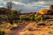 Sentier de randonnée de Chesler Park Trail, Canyonlands