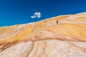 Paysage de Yellow Rock, Grand Staircase Escalante, Utah