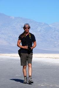 Photographier la Vallée de la Mort