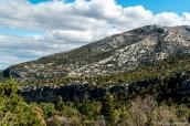 Falaises de Grey Cliffs, Great Basin National Park, Nevada