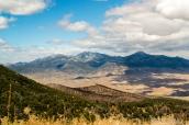 Montagnes et désert de Great Basin National Park, Nevada