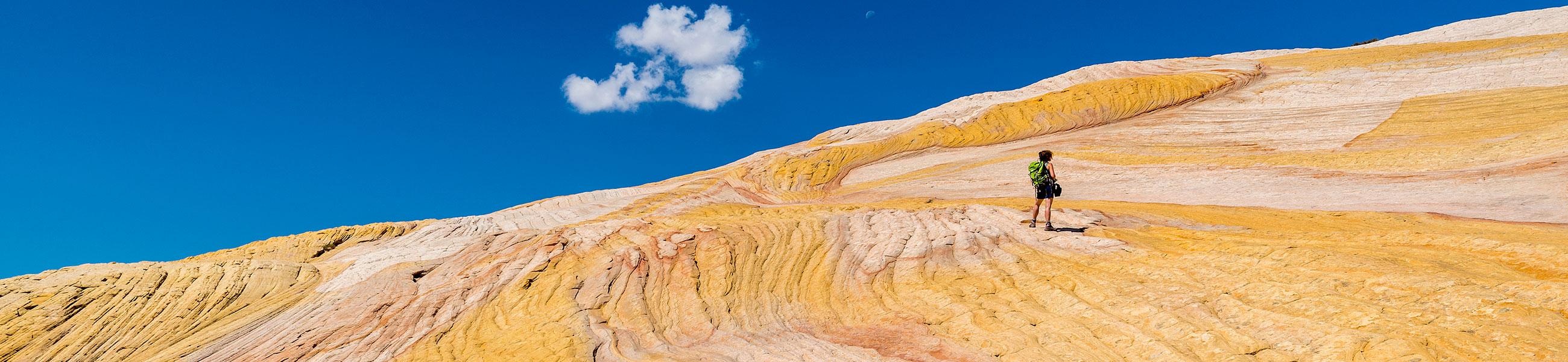 Yellow Rock dans Grand-Staircase Escalante