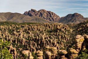 Chiricahua National Monument