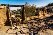 Petite ruine de Marshal South Home, Anza Borrego