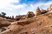 Slot Canyon Trail, Kasha Katuwe Tent Rocks