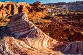 Fire Wave et son environnement, Valley of Fire