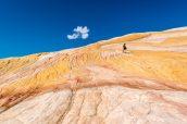Près du sommet de Yellow Rock, Grand Staircase-Escalante